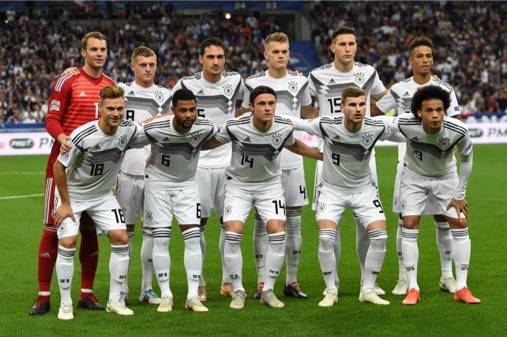 Deutsche Nationalmannschaft Kader 2020