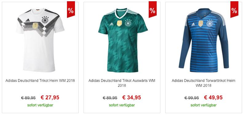 Das WM Trikot 2018 kaufen