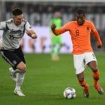 Spielbericht: EM-Quali Gruppe C Niederlande - Deutschland 2:3 (0:2)