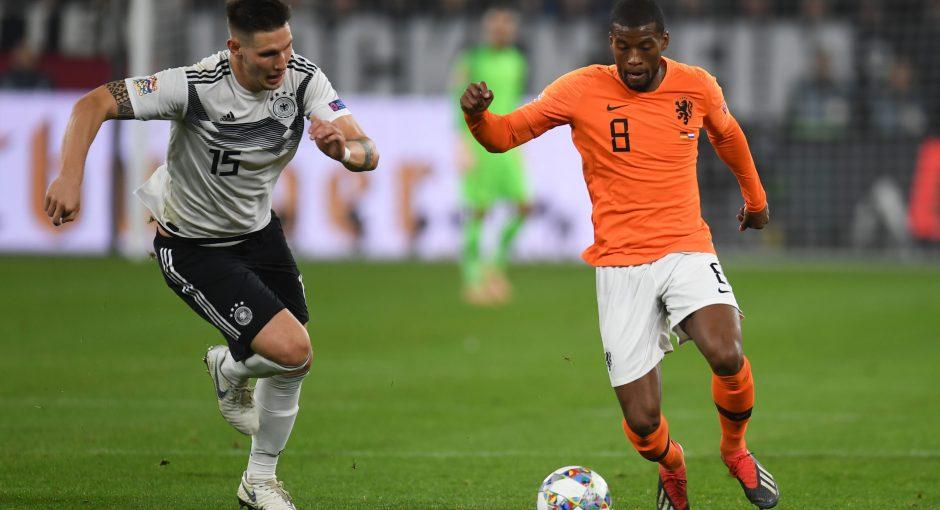 Spielbericht: EM-Quali Gruppe C Niederlande – Deutschland 2:3 (0:2)