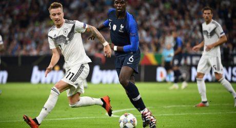 Spielbericht: EM Quali Gruppe C Deutschland – Estland (8:0)
