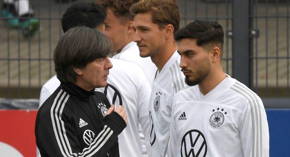 DFB Kader zu den nächsten Länderspielen gegen Weissrussland und Nordirland