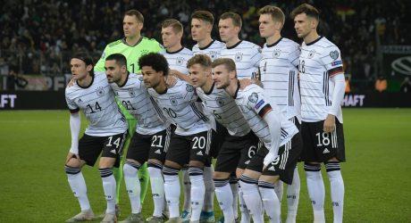 Deutschland qualifiziert sich für die EM 2020 Endrunde