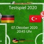 Länderspiele heute Deutschland gegen Türkei am 07.Oktober 2020