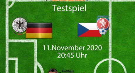 Länderspiel Deutschland Tschechien Testspiel heute * Aufstellung & RTL Livestream (Update)