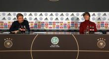 DFB Pressekonferenz heute mit Bundestrainer Jogi Löw am 8.12.2020