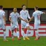 Fußballnationalmannschaft von Dänemark 2021