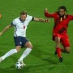 Fußball heute * EM 2021 England gegen Kroatien * 1:0 Ergebnis * (ARD live)