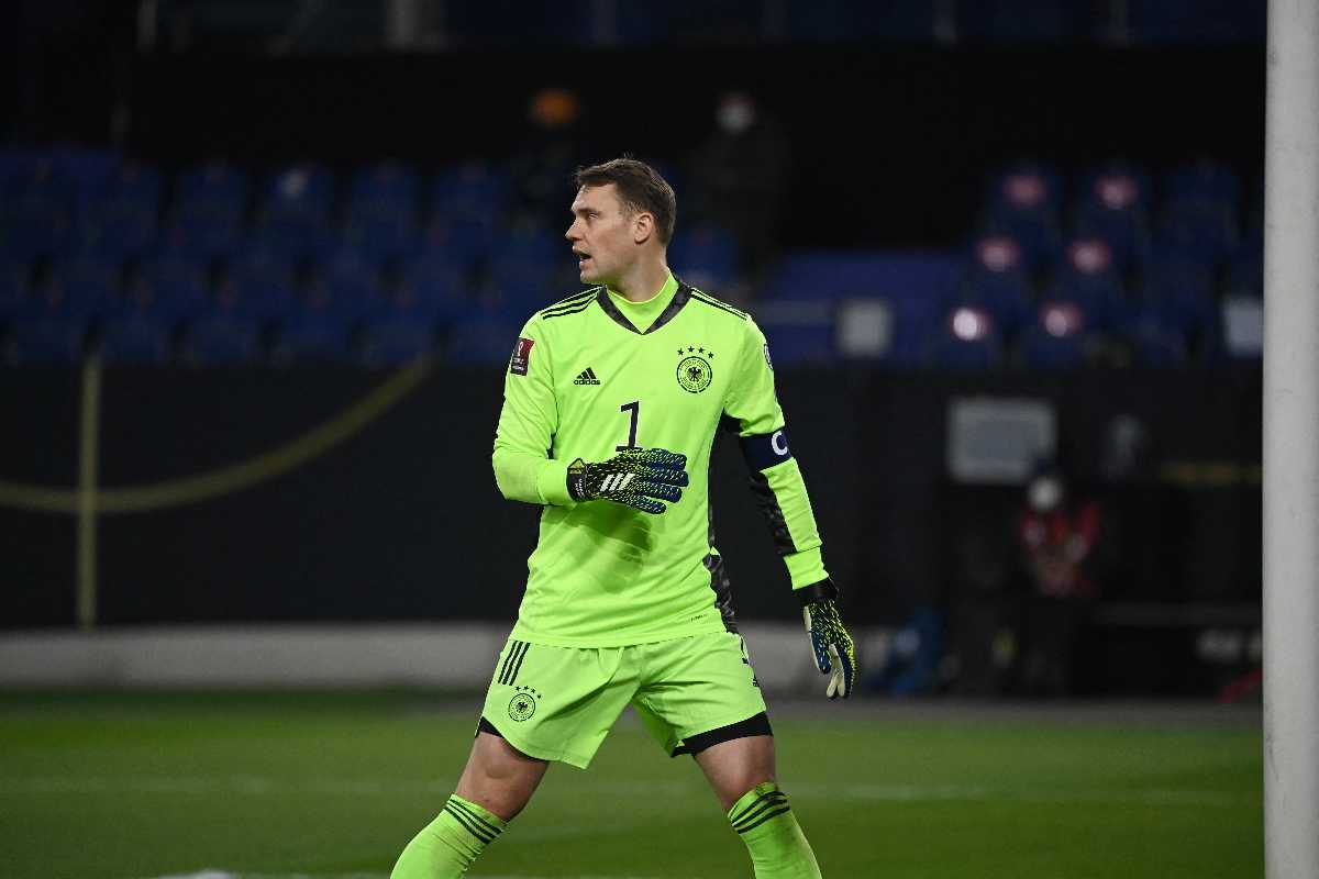 Manuel Neuer Dfb Trikot 2021
