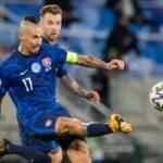 Fußballnationalmannschaft der Slowakei 2021