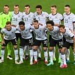 Fußball heute Länderspiel: Deutschland gegen Dänemark (1:1)