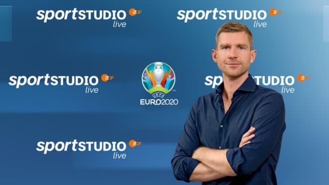 Per Mertesacker ist ZDF-Experte (Foto: ZDF und [F] Torsten Silz; [M] Dirk Staudt. )