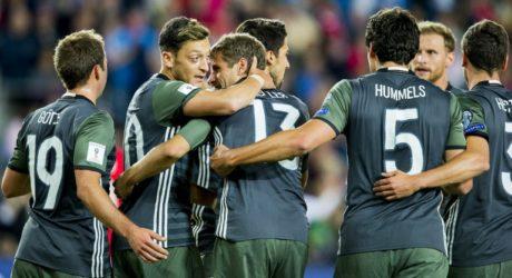 Fussball heute Abend: WM-Quali Deutschland – Norwegen – Die Aufstellungen