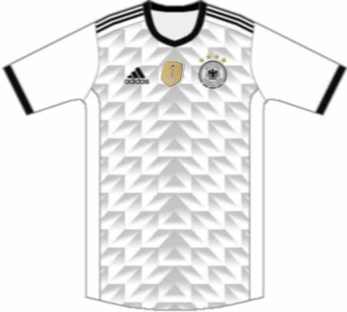 Wie sieht das neue DFB Trikot 2017 aus?