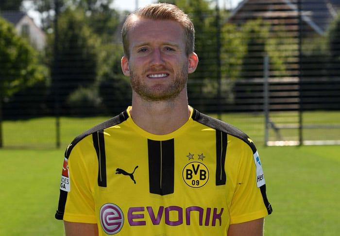 Für 30 Mio EUR nach Dortmund: Seit dieser Saison spielt Schürrle bei Borussia Dortmund. AFP PHOTO / PATRIK STOLLARZ